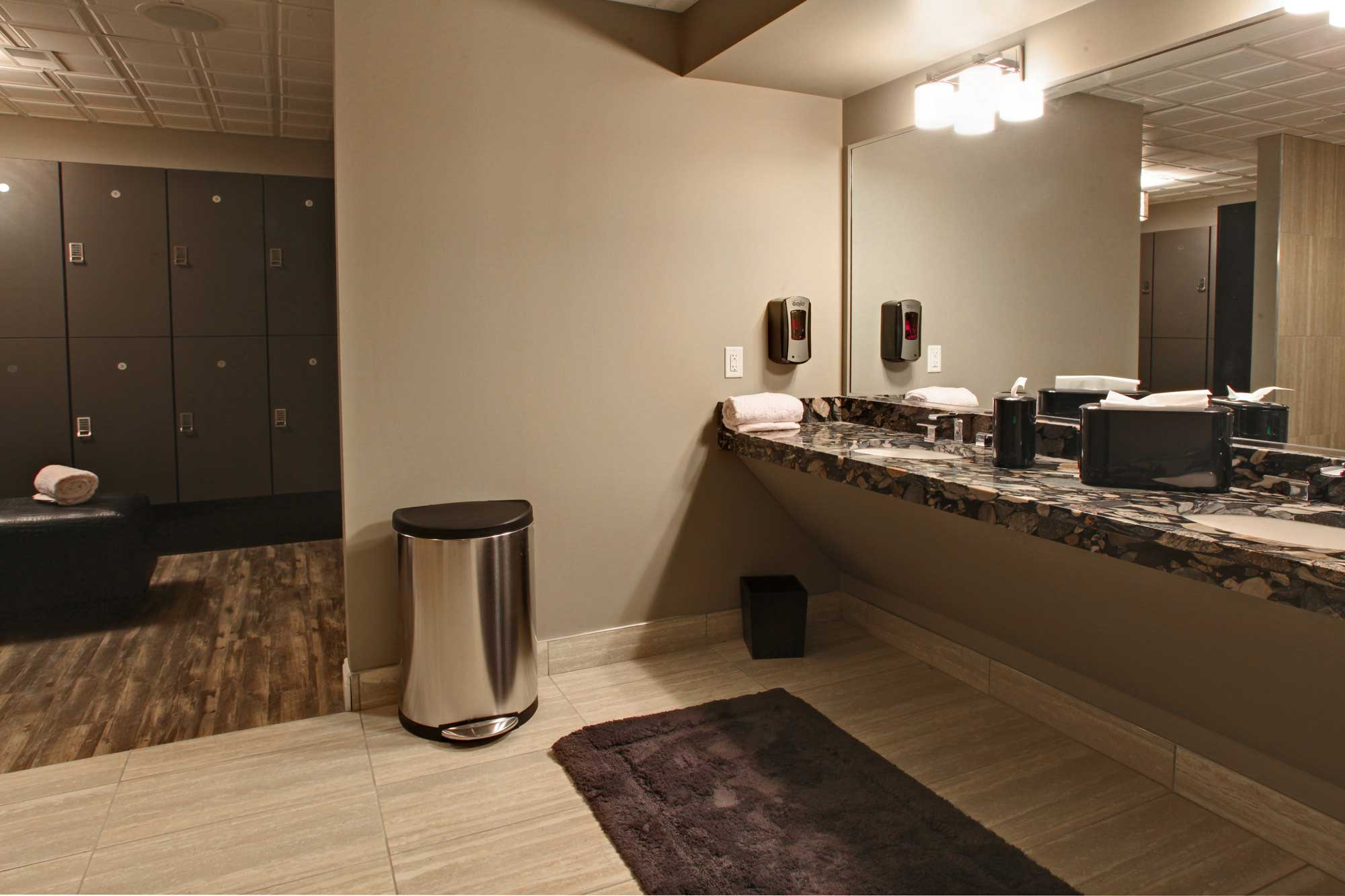 Feature of El Rio Wellness & Spa powder room