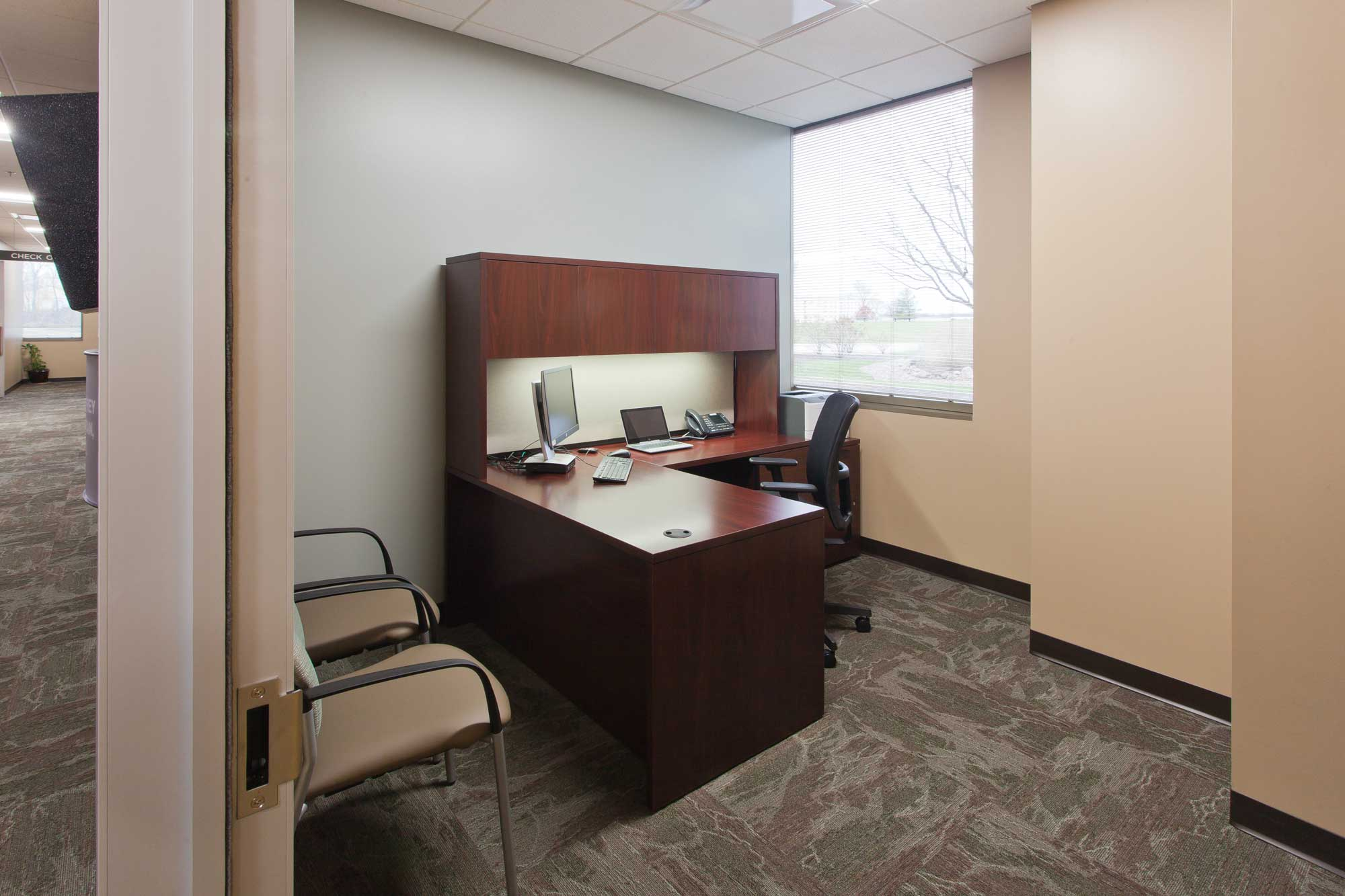 Feature of Unity Point OB-GYN Doctor's Office